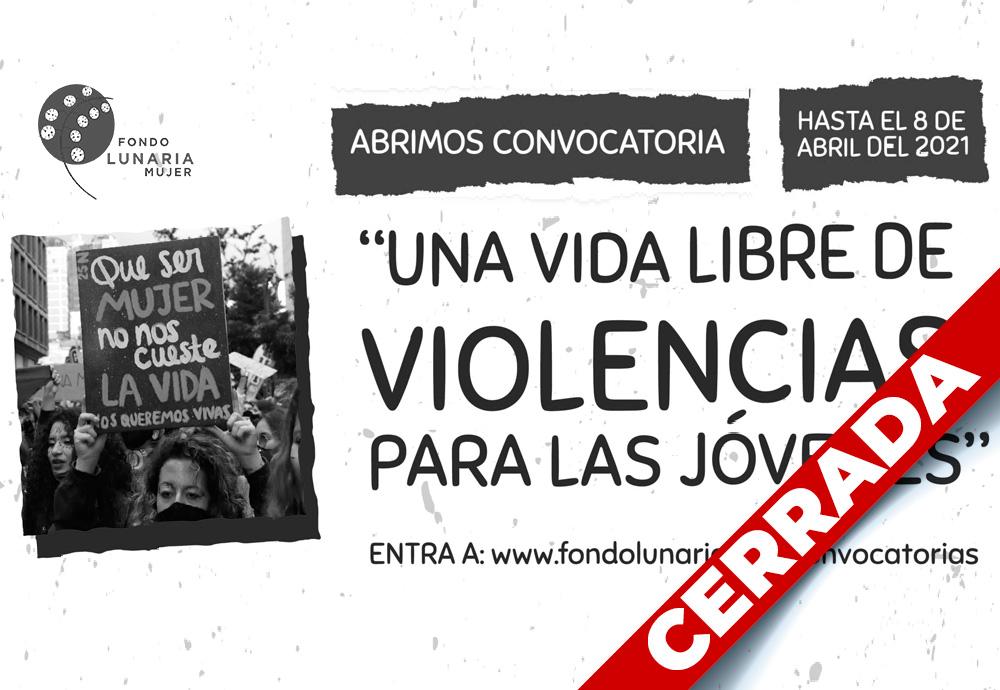 Una vida libre de violencias para las jóvenes