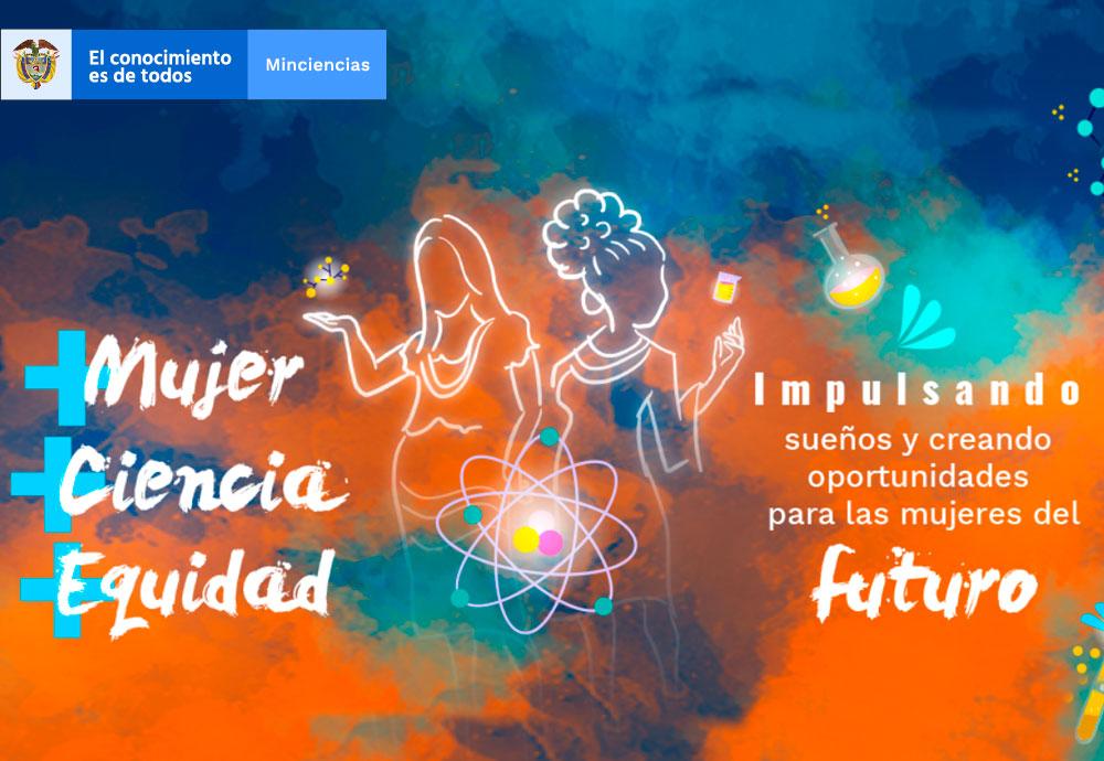 +Mujer +Ciencia +Equidad